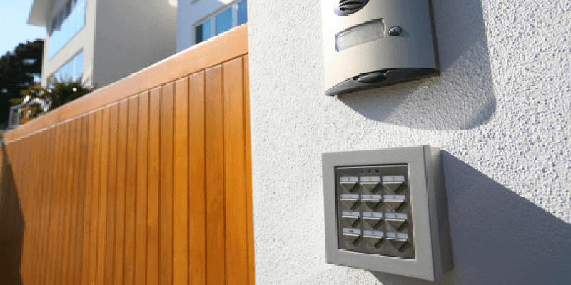 Home Security System Access Control System
